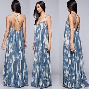 Lovestitch Desert Cactus Maxi Dress